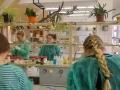 Przyrodnicy w laboratorium chemicznym UWr - 03