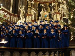 Koncert w Katedrze swidnickiej