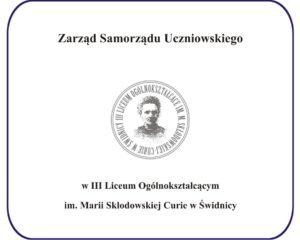 Zarząd Samorządu Uczniowskiego