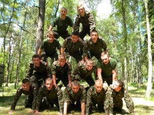 klasa wojskowa - 12