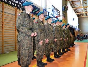 klasa wojskowa - 15
