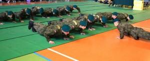klasa wojskowa - 16