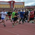 Wspaniała rywalizacja lekkoatletów z Trójki