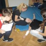 V Mistrzostwa Pierwszej Pomocy PCK dla szkół gimnazjalnych