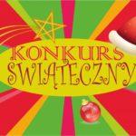Samorząd Uczniowski ogłasza Wielki Konkurs Świąteczny