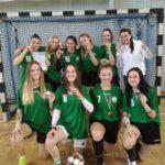 Piłkarki z Liceum Skłodowskiej na podium w rozgrywkach strefy wałbrzyskiej
