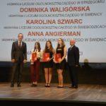 Nagrody Starosty Świdnickiego dla uczniów szkół ponadgimnazjalnych za rok szkolny 2017/2018