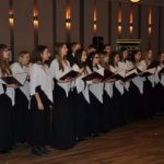 Opłatek Maltański z udziałem szkolnego chóru Pryma Voce