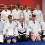 Zakończenie sezonu judo w Trójce