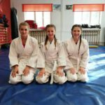 Egzamin judo i samoobrony